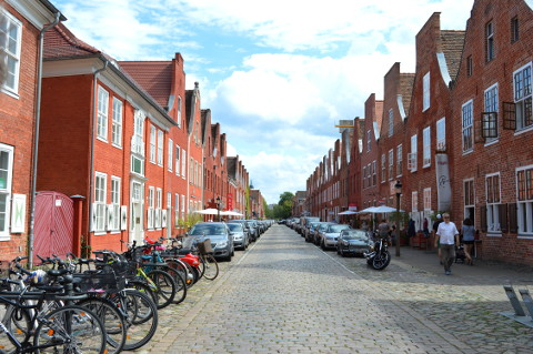 dzielnica holenderska poczdam