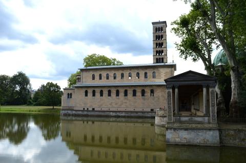 kościol pokoju Poczdam