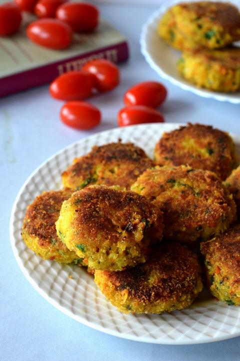 kotlety ziemniaczane curry