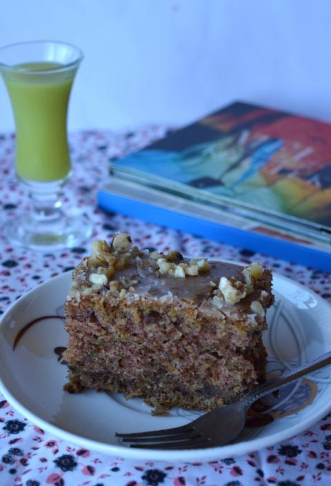 ciasto wloskie z cukinia